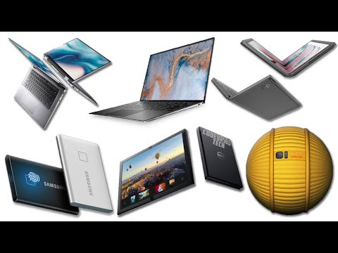 2020 Upcoming 5G Laptops, Tablets, Smart Gadgets, Foldable from (Samsung, Lenovo, Dell) (In English)