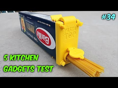 5 Kitchen Gadgets put to the Test – Part 34