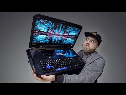 The Most Insane Laptop Ever Built…